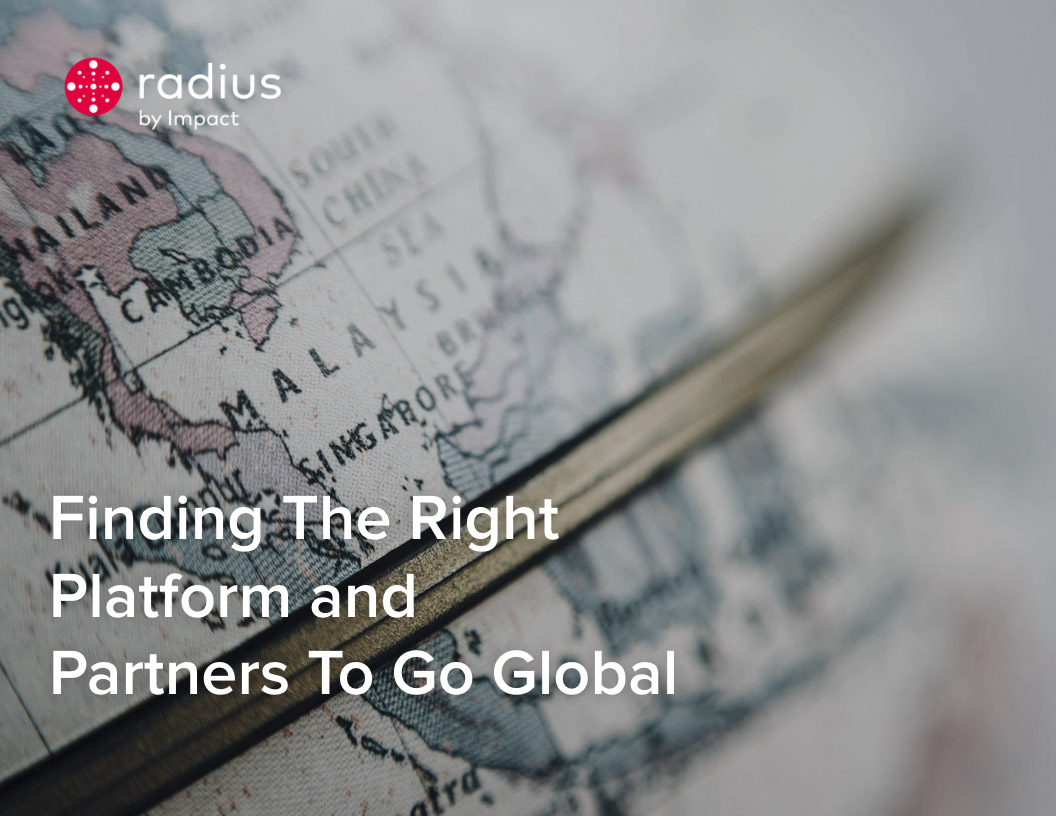 Finding the Right Platform and Partners to Go Global