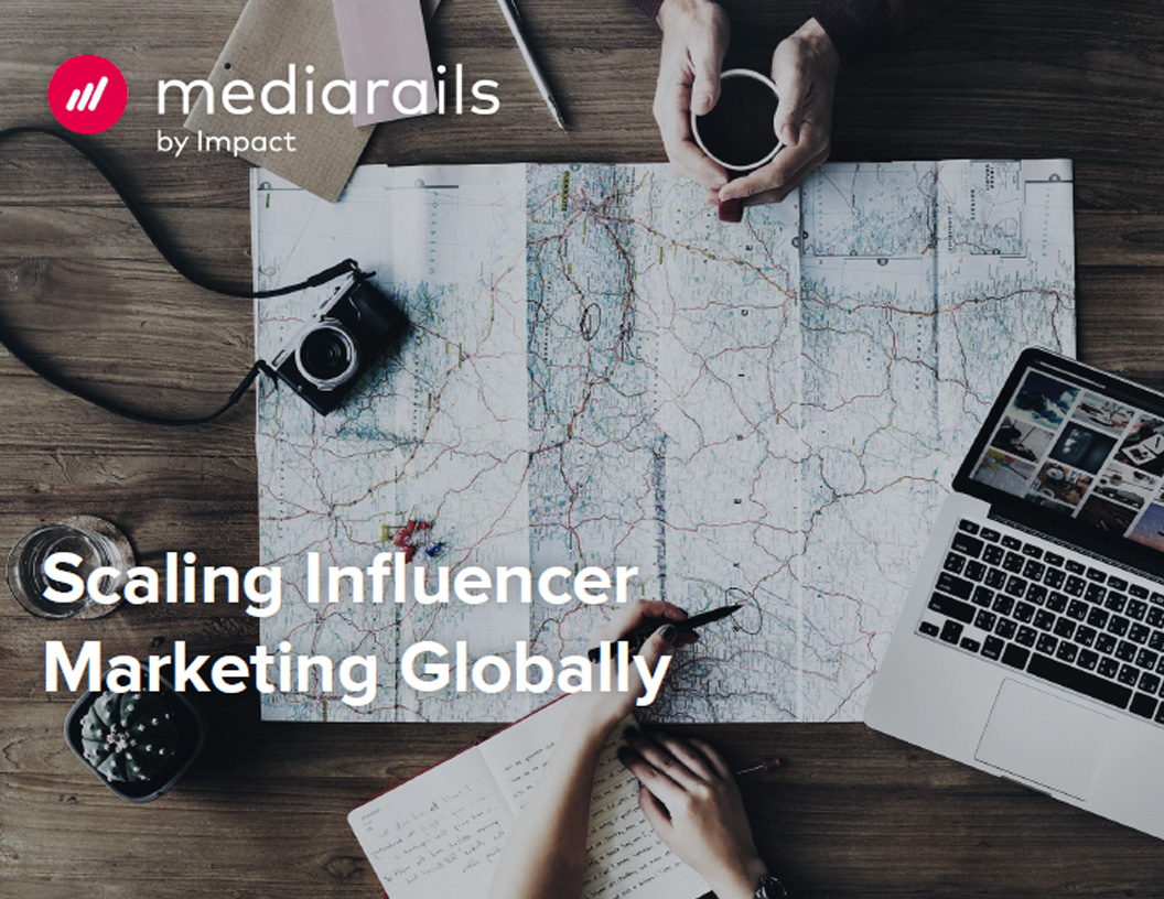 Scaling Influencer Marketing Globally