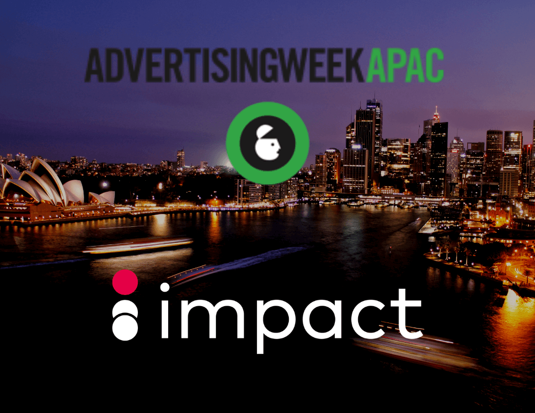 Impact industry panel at AdWeek APAC