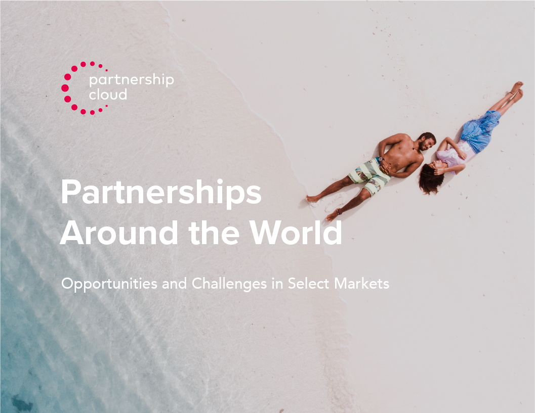 eBook Partnerships around the world