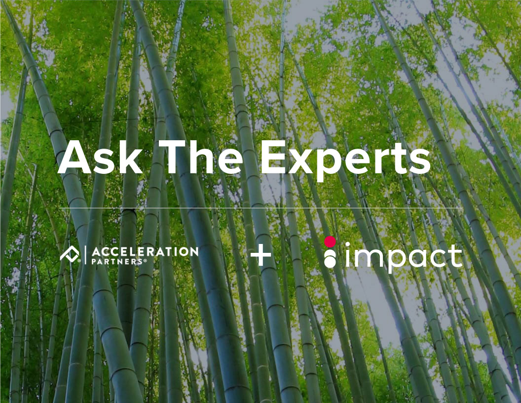 Acceleration Partners - Ask the Experts interview