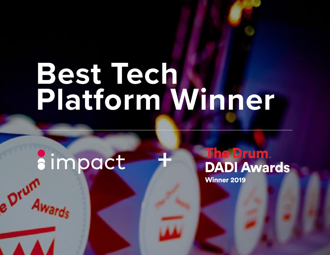 Drum DADI_awards 2019 Impact win