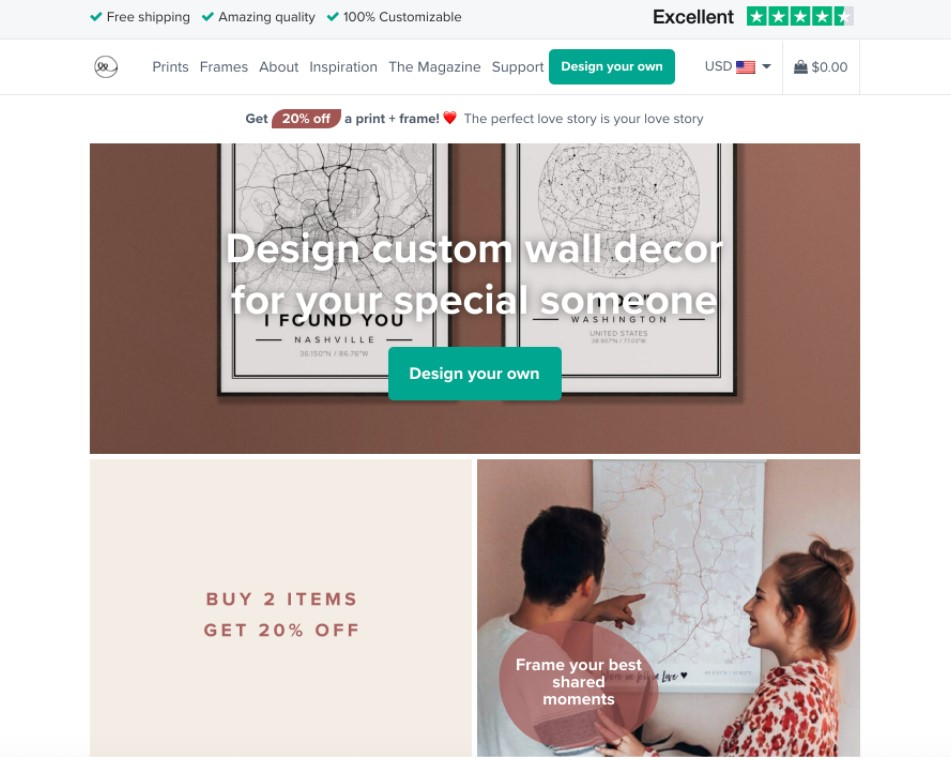 mapiful influencer campaign example